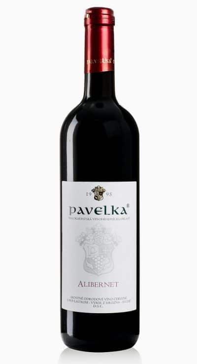 alibernet akostne odrodove vino cervene