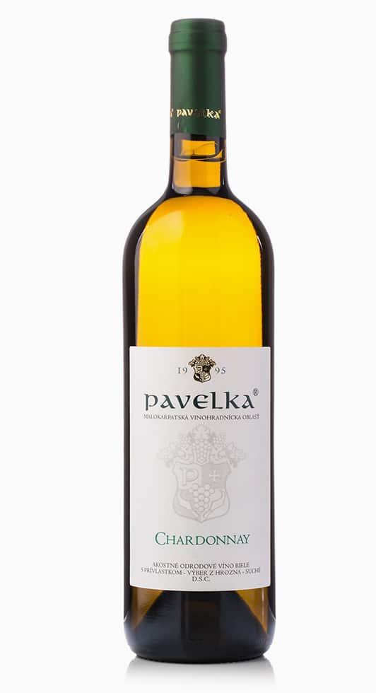 chardonnay akostne odrodove vino biele
