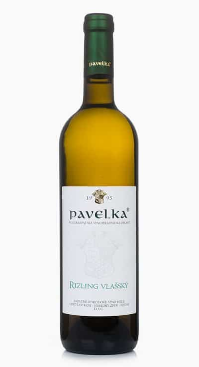 rizling vlassky akostne odrodove vino biele